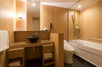 ANA CROWNE PLAZA KYOTO Bathroom