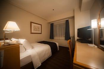 ルーム シングルベッド 1 台 喫煙可 別館|ANAクラウンプラザホテル松山