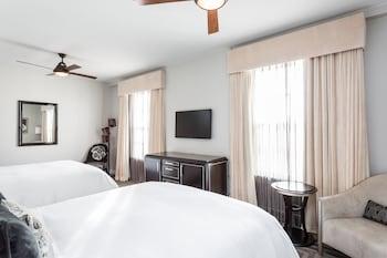 Two Queens Bedroom