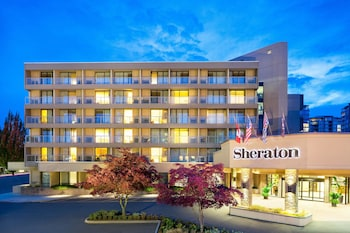 Hotel - Sheraton Vancouver Airport Hotel