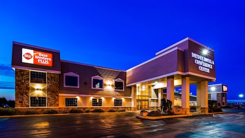 . Best Western Plus Dryden Hotel & Conference Centre