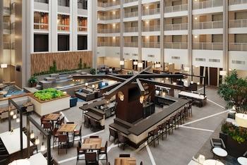 辛辛那堤河中心希爾頓大使套房飯店 Embassy Suites by Hilton Cincinnati RiverCenter