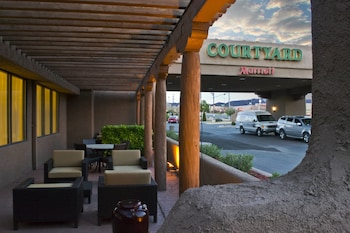 Hotel - Courtyard by Marriott Santa Fe