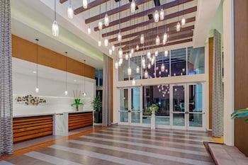 Reception at Wyndham Orlando Resort International Drive in Orlando