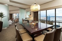 Executive Suite, 1 Bedroom, City View, Tower