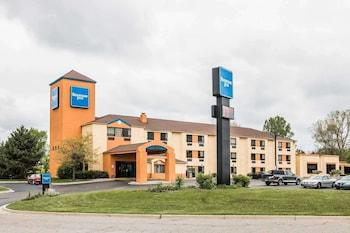弗林特/主教國際機場溫德姆戴斯套房飯店 Days Inn by Wyndham Flint/Bishop International Airport