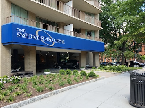 One Washington Circle Hotel, District of Columbia