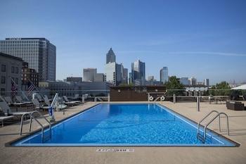 亞特蘭大 - 中城皇冠假日飯店 - IHG 飯店 Crowne Plaza Atlanta - Midtown, an IHG Hotel