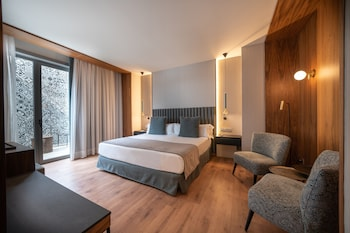 Superior Tek Büyük Yataklı Oda, Teras