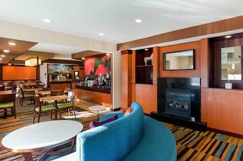 Hotel - Fairfield Inn & Suites St. Cloud