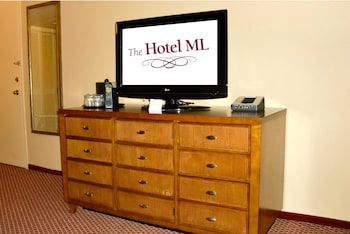 In-Room Amenity at The Hotel ML in Mount Laurel