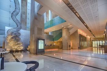 Lobby at Hilton Sydney in Sydney