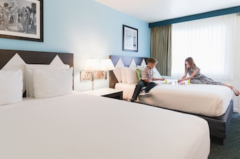 Hotel - Kings Inn San Diego - Seaworld - Zoo