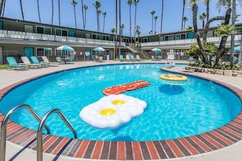 海洋世界動物園聖地牙哥諸王飯店 Kings Inn San Diego - Seaworld - Zoo