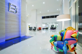 Lobby at B Resort & Spa in the Disney Springs Resort Area™ in Lake Buena Vista