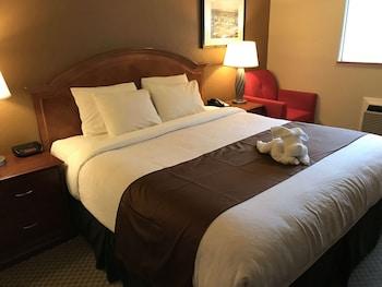 林伍德西雅圖美洲最佳價值飯店 Americas Best Value Inn Lynnwood Seattle
