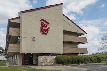 傑克森市中心紅頂旅館 - 展覽場 Red Roof Inn Jackson Downtown - Fairgrounds