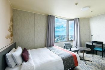 スタンダードフロア ビジネスシングル(ベッド幅120cm、19㎡) 禁煙|金沢東急ホテル