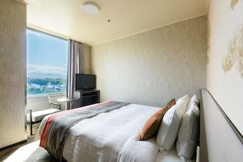 デラックス シングル (ベッド幅160cm 23平米) 禁煙|金沢東急ホテル