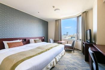 スタンダードフロア ツイン (ベッド幅114cm、23㎡) 禁煙|金沢東急ホテル