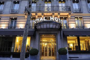 Hotel - Royal Hotel Paris Champs Elysées