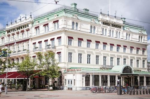 Goteborg - Hôtel Eggers - z Warszawy, 29 kwietnia 2021, 3 noce