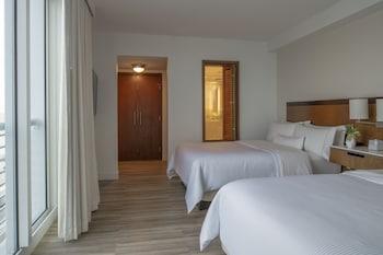 Executive Suite, 1 Bedroom, Ocean View, Corner