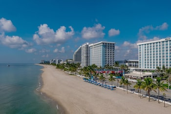 威斯汀勞德代爾堡海灘渡假村 The Westin Fort Lauderdale Beach Resort