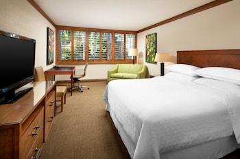 Room, 1 King Bed, Non Smoking, Garden View