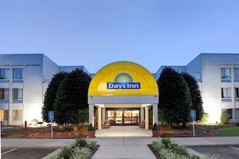 紐波特紐斯市中心蠔點溫德姆戴斯飯店 Days Inn by Wyndham Newport News City Center Oyster Point