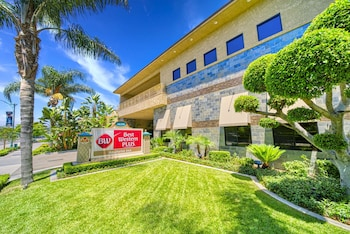貝斯特韋斯特安納海姆飯店 Best Western Plus Anaheim Inn