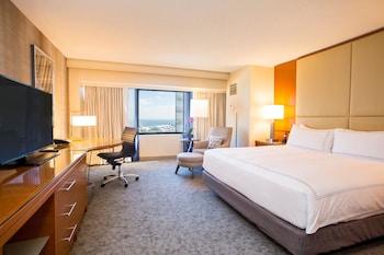 Swiss Pinnacle, Room, 1 King Bed, Non Smoking, Lake View