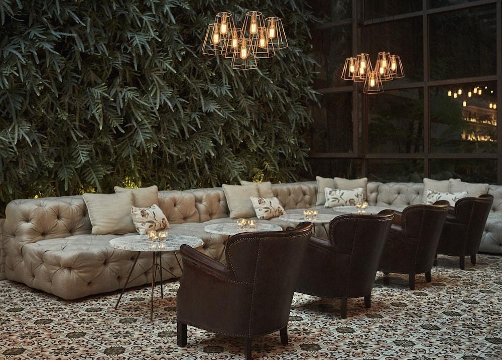 포 시즌스 호텔 보고타 카사 메디나(Four Seasons Hotel Bogotá Casa Medina) Hotel Image 18 - Restaurant