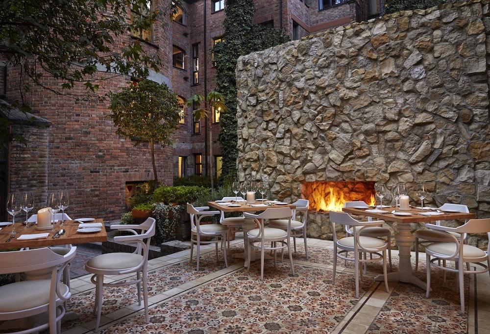 포 시즌스 호텔 보고타 카사 메디나(Four Seasons Hotel Bogotá Casa Medina) Hotel Image 15 - Restaurant