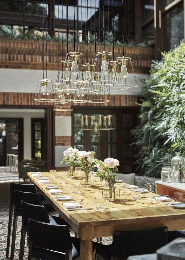 포 시즌스 호텔 보고타 카사 메디나(Four Seasons Hotel Bogotá Casa Medina) Hotel Image 41 - Restaurant
