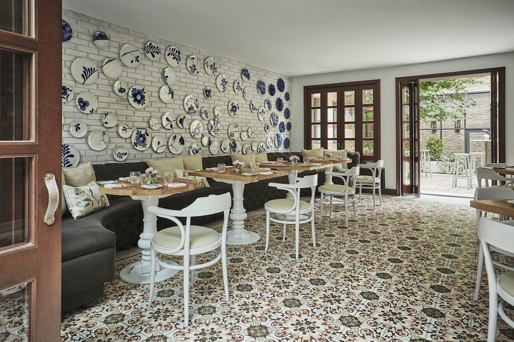 포 시즌스 호텔 보고타 카사 메디나(Four Seasons Hotel Bogotá Casa Medina) Hotel Image 24 - Restaurant