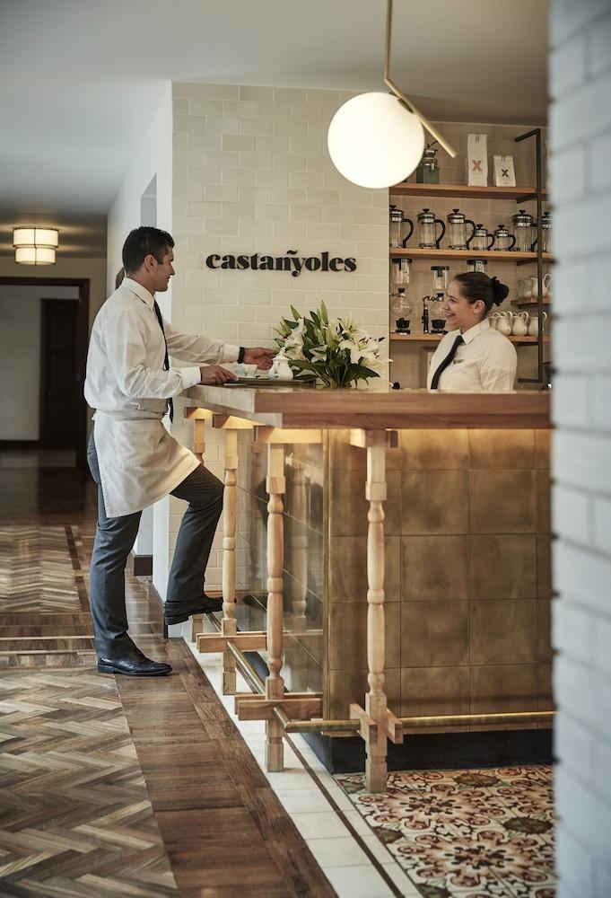 포 시즌스 호텔 보고타 카사 메디나(Four Seasons Hotel Bogotá Casa Medina) Hotel Image 20 - Restaurant