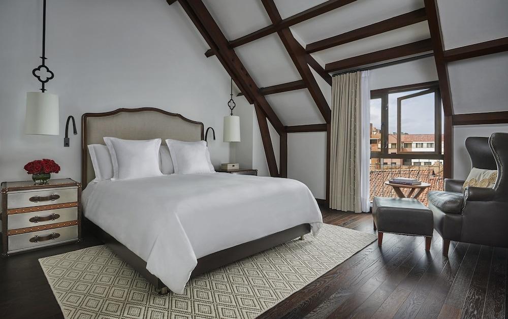 포 시즌스 호텔 보고타 카사 메디나(Four Seasons Hotel Bogotá Casa Medina) Hotel Image 6 - Guestroom