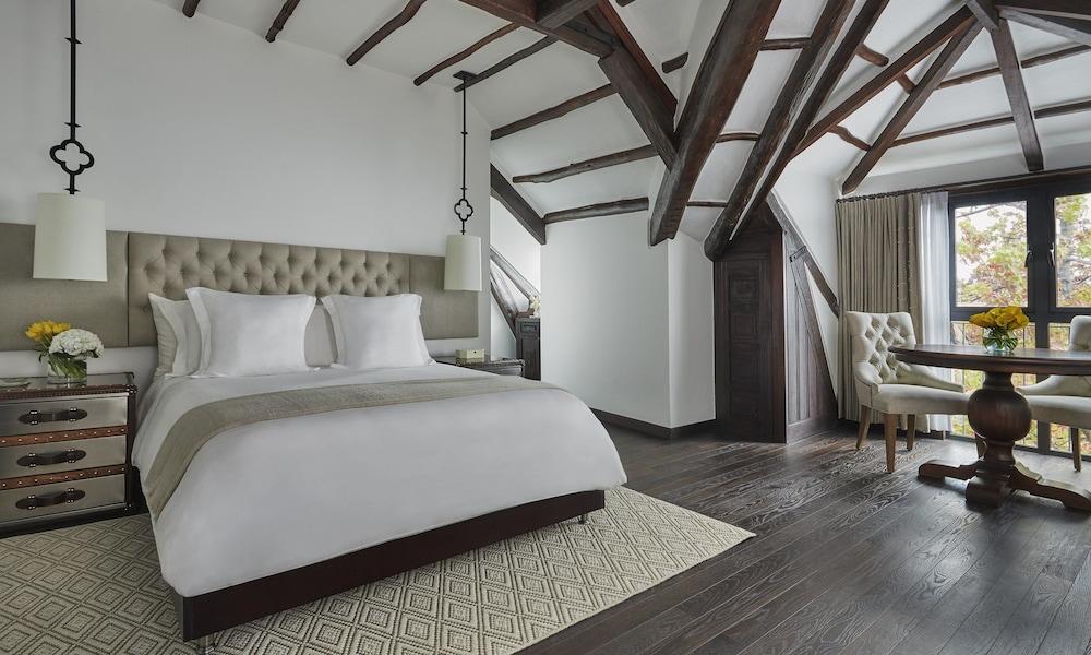 포 시즌스 호텔 보고타 카사 메디나(Four Seasons Hotel Bogotá Casa Medina) Hotel Image 5 - Guestroom