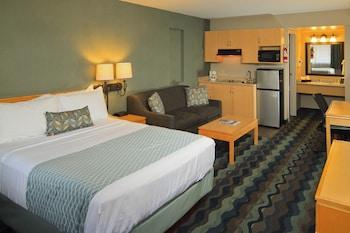 アクセント イン バンクーバー エアポート ホテル