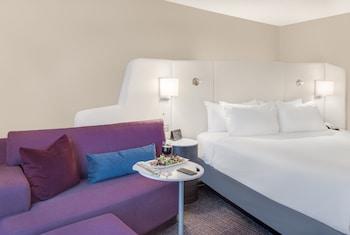 Premium Room, 1 King Bed, Non Smoking, View (Worklife)
