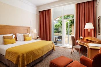Executive Room, 1 Queen Bed, Garden View
