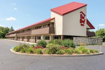 東克拉馬祖紅屋頂飯店 - 會展中心 Red Roof Inn Kalamazoo East - Expo Center
