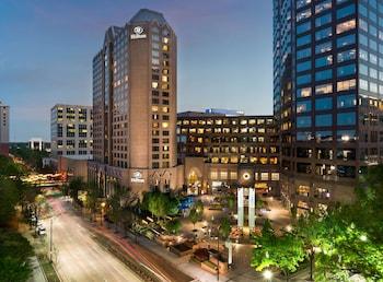 夏洛特市中心希爾頓飯店 Hilton Charlotte Center City