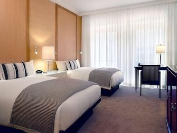 Superior Tek Büyük Yataklı Oda, 2 Çift Kişilik Yatak, Manzara (beverly - Boulevard View)