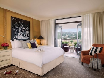 Presidential Suite, 1 King Bed, Balcony, View