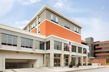 克萊頓聖路易斯加勒里亞區歡朋套房飯店 Hampton Inn & Suites Clayton/St Louis-Galleria Area
