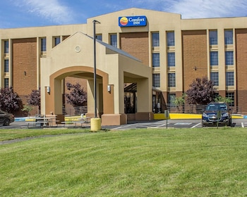 韋瑟斯菲爾德-哈特福德凱富飯店 Comfort Inn Wethersfield - Hartford