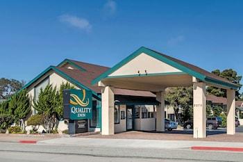Hotel - Quality Inn Monterey