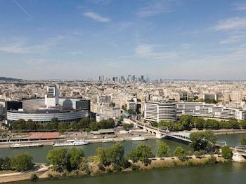 ノボテル パリ サントル トゥール エッフェル